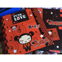 Carpeta Escolar Número 3 Pucca Punk Love