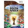 Copa Mundial Fifa Sudáfrica 2010 Original - Nintendo Wii