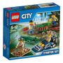 Lego City Swamp Policia Starter Set 60066