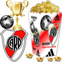 Kit Imprimible River Plate Candy Bar Golosinas Tarjetas 2x1