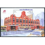 2001 Arquitectura- Mercado De Macau - Macau China