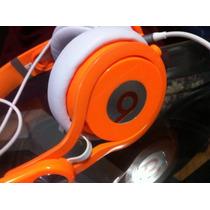 Auriculares Beats Mixr Neon Orange Como Nuevos