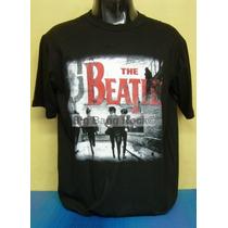 Remera The Beatles Talle L - Large ( 52 Cm. X 72 Cm. )