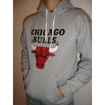 Buzo Estampado Nba Chicago Bulls Derrick Rose Pau Gasol