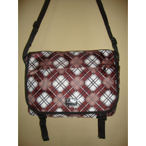 Bandolera Morral Chenson Marron - Otros Art. Prune Blaque Xl