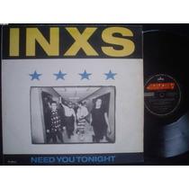 Artesonido: Inxs Maxi I Need You Tonight Argentina Disco