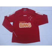 Buzo Arquero Cruzeiro Brasil - Reebok-nuevo Talle L