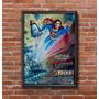 Cuadros Decorativos Superman 30x42cm Poster Laminas