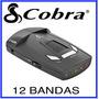 Cobra Esr800 Detector De Radar 12 Bandas Unicos En Pais