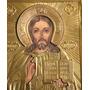 Antiguo Icono Ruso Religioso