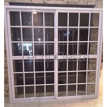 Busca ventana balcon vidrio repartido de hierro con los for Puertas balcon de aluminio precios en rosario
