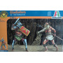 Gladiadores Para Pintar Escala 1-32
