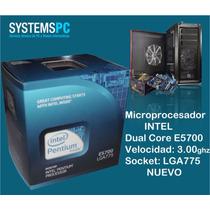 Pc Gamer Económica - Intel E5700 Dual Core 3.00ghz - Nuevo