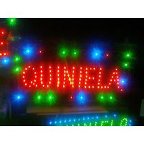 Cartel Quiniela Leds - Congreso