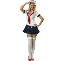 Disfraz Mujer Marinera,cervecera,policia,novia,abejita!!!