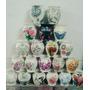 Hornillo Eléctrico De Ceramica Decorado En Decoupage X 10