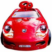 Karting A Pedal Infantil Auto Porsche 911 Cars