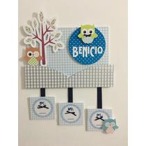 Cartel De Bienvenida Bebe Nacimiento Sanarorio Clinica