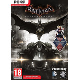 Batman Arkham Knight (pc) (fisico)
