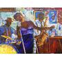 Pintura Original Blues Sólo Entendidos
