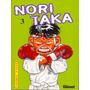 Nori Taka Nº 3 - Murata Hamori - Ed Glenat
