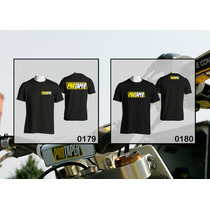 Remeras Estampadas Pro Taper - Motocross + Calco De Regalo