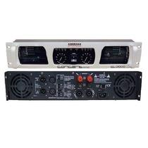 American Pro Concert C-3600 Amplificador De Potencia