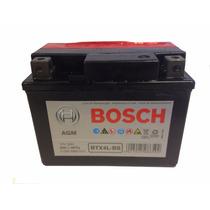 Bateria Bosch Ytx4l-bs 12v 3ah Honda Fan Biz 105 Scooter