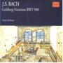 Cd J.s. Bach -variaciones Goldberg (hans Pischner)