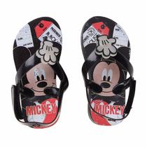 Ojotas Disney Mickey Luces Addnice Originales - Mundo Manias