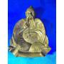 El Arcon Cenicero Cuadro De Bronce Labrado Motivo Buda 18058