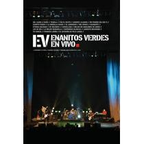 Enanitos Verdes Dvd Enanitos Verdes En Vivo
