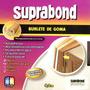Burlete Goma Perfil D Suprabond 5,2x9x6 Mm Autoadhesivo X5u