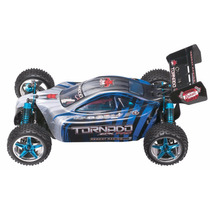 Buggy Auto Radiocontrol 1/10 Tornado S30 Electrico Brushless