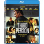 Blu Ray Third Person L Neeson Original