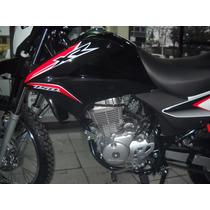 Honda Xr 150 2016 Okm $25000 , 12 Cuotas De $2395