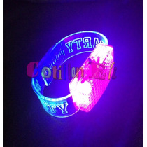 Cotillon Pulseras Luminosas Audioritmicas X 5 Ideal Recital