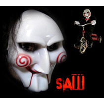 Mascara Saw, Juego Miedo, Terror, Freddy, Jason, Vendetta