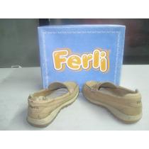 Zapatos Ferli Nenes