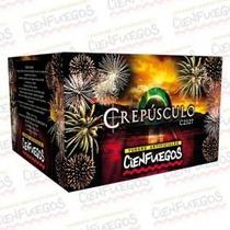 Torta Crepusculo 100 Tiro- Pirotecnia - Fuegos Artificiales