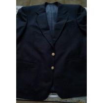 Saco Masculino Christian Dior - Azul Oscuro (la Plata)