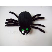 Halloween Araña Electronica Con Movimiento Ojos Luz Roro1000