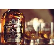 Whisky Chivas Regal 12 Años C/estuche -750ml- Belgrano-nuñez