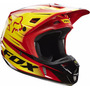 Casco Fox Enduro V2 Overseer Helmet Black Talle S