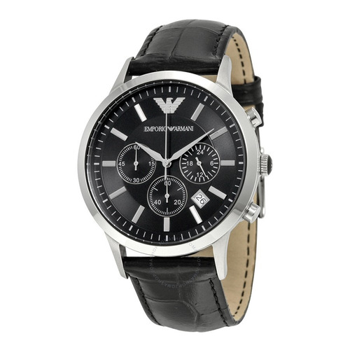 306c72f1ebd8 Reloj Emporio Armani Hombre Ar2447 Cronógrafo Envío Gratis!!