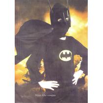 Disfrases Del Hombre Araña, Superman, Batman Y El Zorro