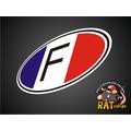 Calco Calco Ovalo / Francia / Autos Europeos