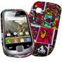 Funda Tpu Laser Samsung S5670 Galaxy Fit Britto Mod46