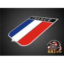 Calco Escudo / Francia / Autos Europeos