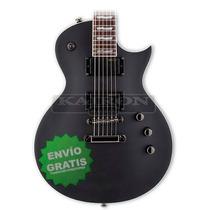 Guitarra Electrica Ltd By Esp Ec331 Bk Black Satin